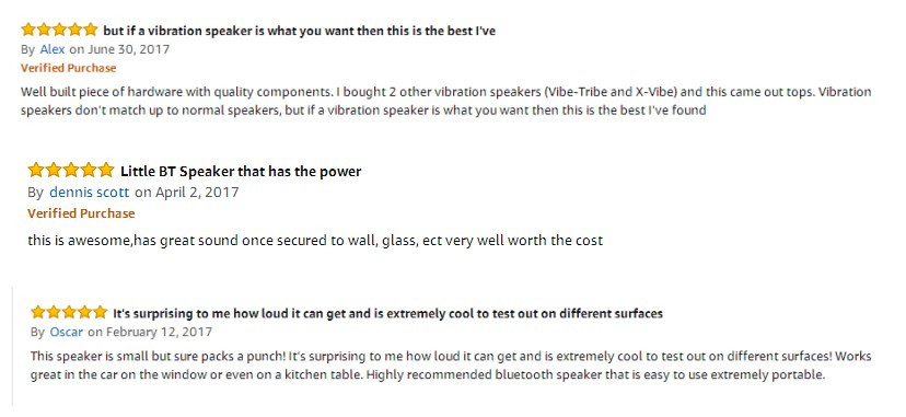 Portable,Mini Special Feature Directional sound speaker portable hifi bass vibration speaker