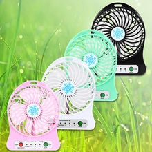 2017 New Summer gift battery operated fan target mini toy fan for kids