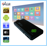 Ready made Quad Core RK3188 CPU 8GB ROM smart stream tv box mk809iii Android tv box