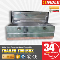 34 Years experience Factory Pickup Trailer Aluminum Toolbox