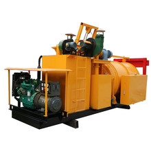 Automatic 1 ton mobile small asphalt mixer