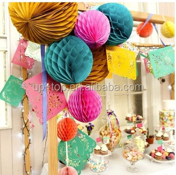 Honeycomb Balls Decoration Impressive Hotpaper Honeycomb Ball Custom Size And Color For Partywedding Decorating Design
