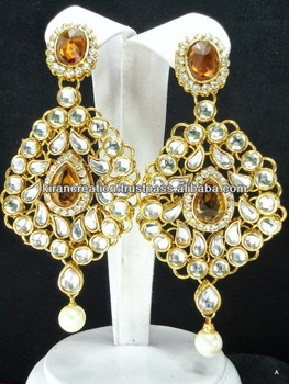 Royal Indian Earrings Collections