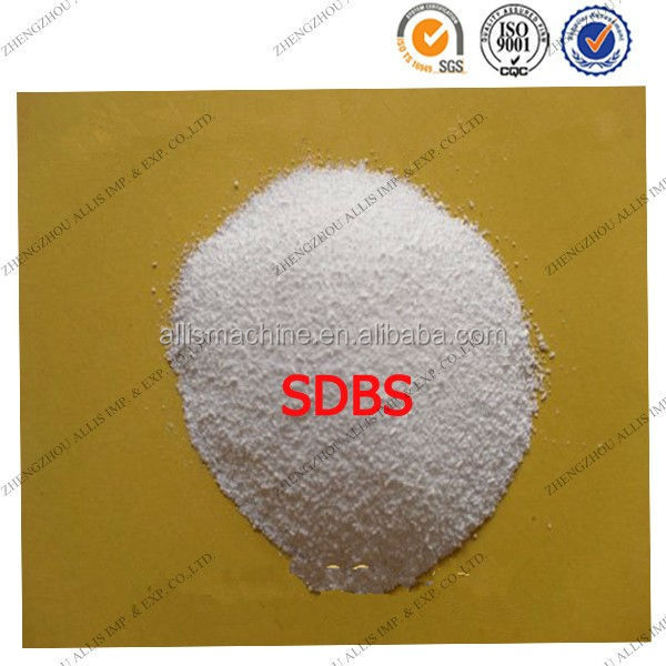 Industry use sodium linear alkylbenzene sulfonate las for cleaning agent