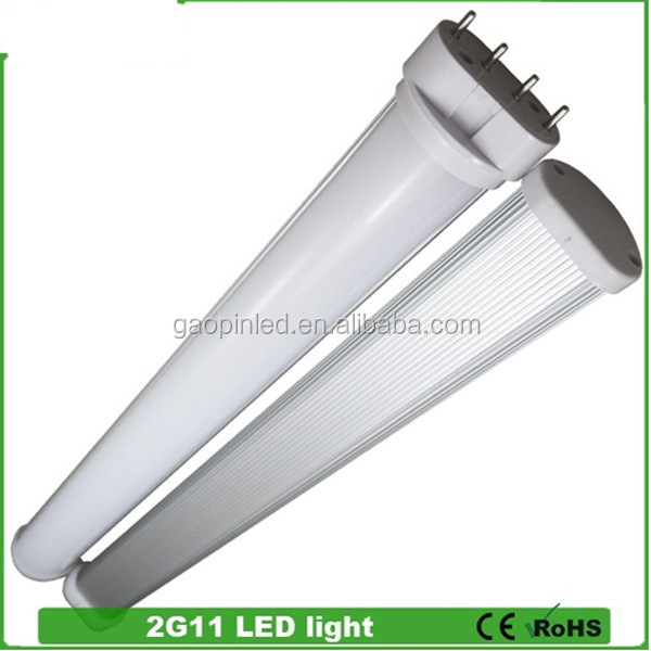 Alibaba china best-selling CE,ROSH,EPISTAR 12w isolated power drive 2g11 led tube