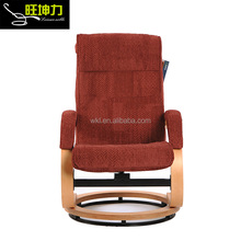 Good selling simply operation leisure new style recliner TV chair with ottoman
