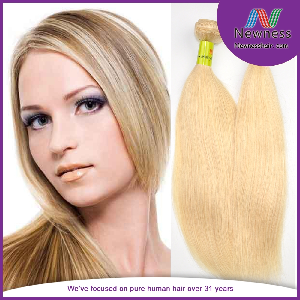 Cheap Price Nice-looking 100% Malaysian Remy Human Hair Silky Straight Skin Weft
