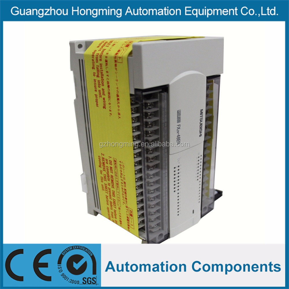 Mitsubishi PLC FX2N-64MR/MT Programmable Logical Controller controllogix with Superior Quality and 12 months Warranty