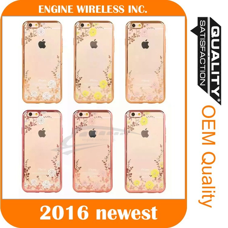 back cover soft shell sublimation clear case for iphone 5c