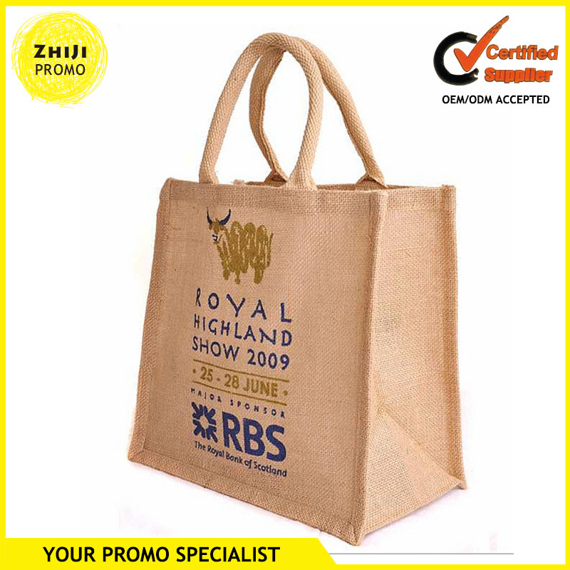 Cheap Fashion Cotton Handbag Custom Logo Eco Friendly Recyclable Tote Promotional Gift Linen Bag