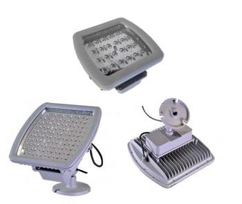 UL844/ATEX Good quality 40w gas station led canopy explosion proof light