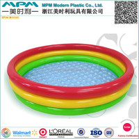EN71-123 Hot sale kinds of inflatable swimming pool for adult and kids
