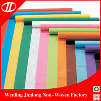 Non Woven Fabric Raw Materials Used For Industry Textile