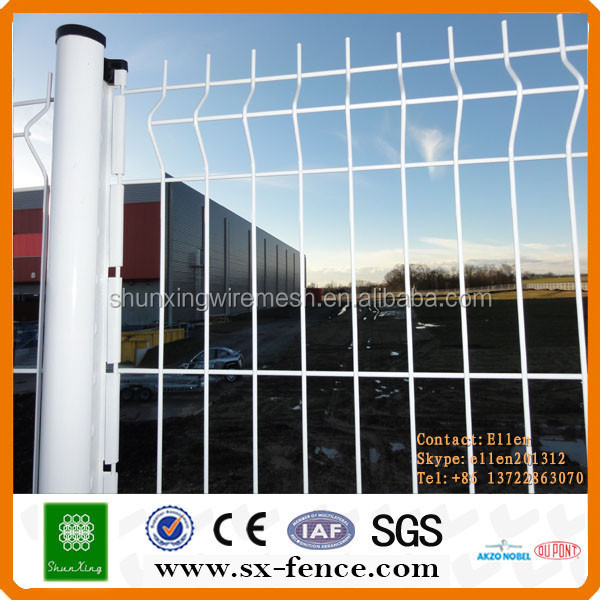 Fence metal solid panel