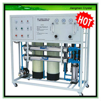 700L/H reverse osmosis water treatment plant