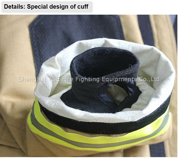 Fireman outfits Firefighting clothing