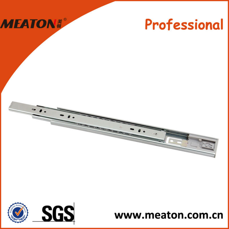 Hot sale 18 years factory soft closing drawer runners