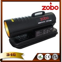 10KW ZOBO china all pro kerosene heater parts