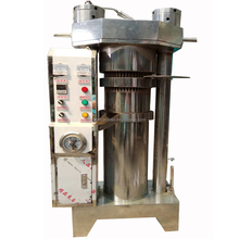 YZ-320 hydraulic hot&cold processing 20-500kg/H castor seeds oil expeller machine, cashew nut shell oil machine