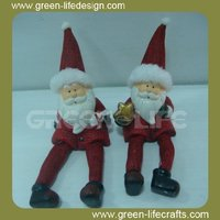 New Product Mix Material Santa Christmas