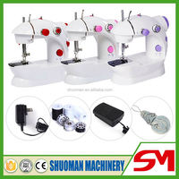 Small investment and high profits sewing leather machine