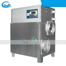 Low noise professional manufacturer low power consumption dc air conditioner with best price