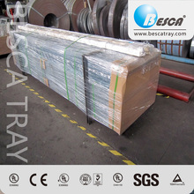 Hot Dipped Galvanized Perforated Cable Tray with UL cUL ISO SGS