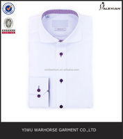 spread collar cotton fashion clothes for men