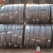 Q235 ,Q345,Q195,B235 Black Painted Steel Strapping Strip, Band, Belt, Packing Straps
