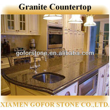 Granite kitchen island table top, kitchen cabinet table top