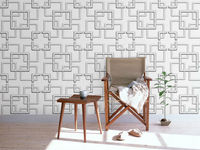 construction wall design for wall coating with 3d wall panels