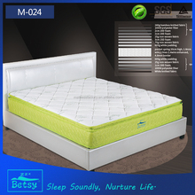 11 inch thickness china manufacturer factory bamboo fabric quliting pocket spring mattress