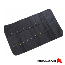 roll up bartender tool bags factory Outlet polyester fabric tool roll