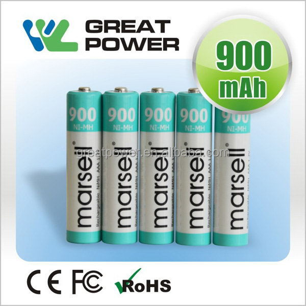 High quality best sell 6 volt rechargeable battery