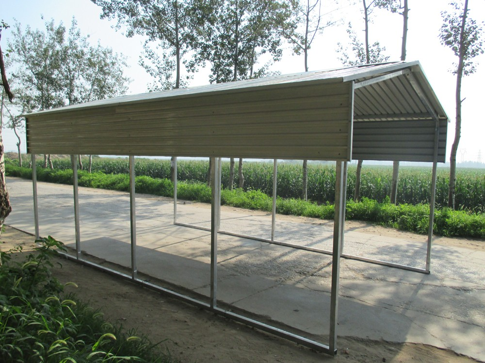 Fabric Carport Covers : Factory directly steel frame rv cover buy
