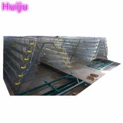 Low price metal commercial layer automatic quail cage design for sale