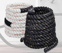 high-tenacity polyester rope combat training rope