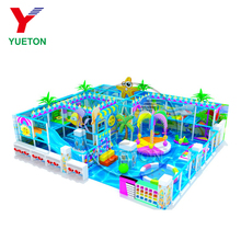 Space Place Indoor Entertainment Playground Equipment For Mcdonalds