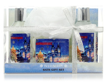 new design bath spa set for gift