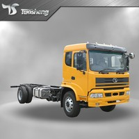 Tri-ring 4 ton cargo truck best price for sale