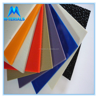 Mterials High quality abs plastic melting temperature for ABS box