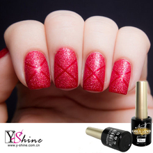 Glitter UV Gel Nail Polish Wholesale Professional bling Gold Sand Nail UV Gel