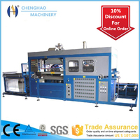 CHENGHAO Brand, Automatic Plastic Blister Forming Machine for Blister Package Forming