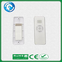 RF 16 Channels window curtain remote controller