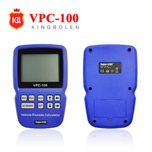 Original VPC-100 Car Pin Code Calculator VPC100 Car key PinCode Reader Super OBD VPC 100 Pin Code Reader With 200+300 tokens