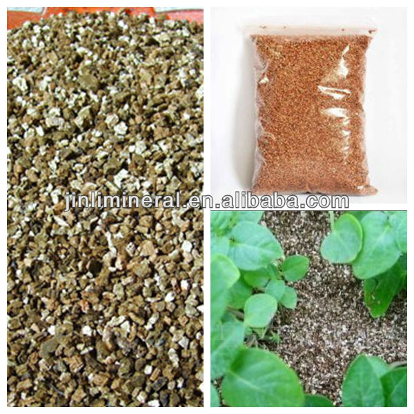perlite and expanded vermiculite