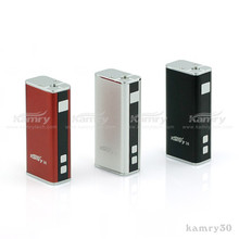 Mini size smoking vapor box mod kamry 30 big vapor e cigarette with adjustable voltage