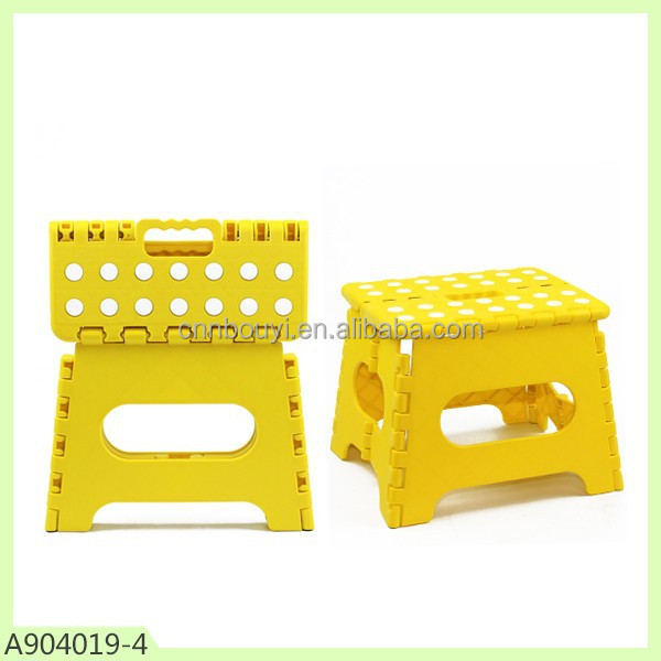 high quality small 7 inches height plastic toilet stool