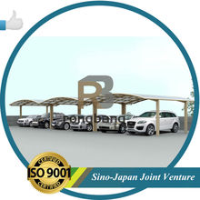 Portable Car Garage , carport , car shelter with Polycarbonate Sheet --AR-D model single