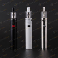 Designed e cigs mod Kamry x6 plus 304 stainless steel material crossing wax atomizer